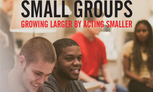 How to Start Small Groups, Booklet